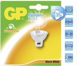 GP Battery Żarówka halogenowa GU4, 28W (30W), 260 lm, 12V (056454-HLME1)