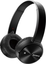 Słuchawki Sony ZX330BT, Czarne