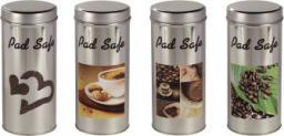 Hama Puszka do kawy lub herbaty srebrna (001111320000)