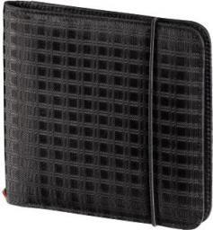 Hama CD Wallet Slim, czarny (000956060000)