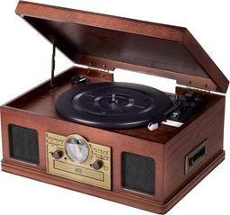 Gramofon Platinium Muzyczne centrum z gramofonem 5w1 (5431-P)