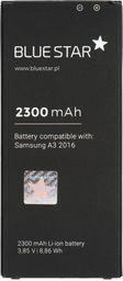 Bateria Partner Tele.com Bateria do Samsung A3 2016 2300 mAh Li-Ion Blue Star