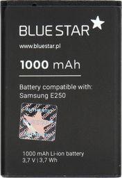 Bateria Partner Tele.com Bateria do Samsung E250/X200/X680/C300/E900 1000 mAh Li-Ion Blue Star PREMIUM