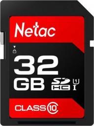 Karta Netac P600 SDHC 32 GB Class 10 UHS-I  (NT02P600STN-032G-R)