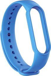 Beline Beline pasek Mi Band 3/4 niebieski/sky blue