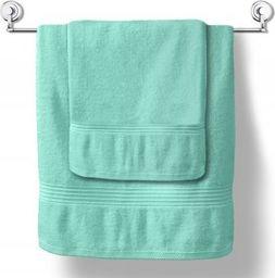 Darymex Ręcznik D Bawełna 100% Mistral Jasny Turkus (W) 50x90