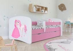 Kocot Kids Łóżko BABY DREAMS księżniczka i konik polskie Kocot Kids