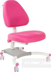 FunDesk Fotel ortopedyczny Ottimo różowy (ottimorozowy)