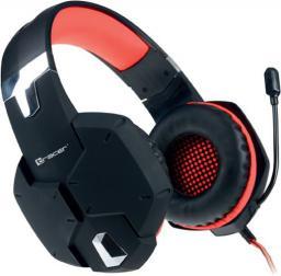 Słuchawki Tracer Dragon red (TRASLU44891)