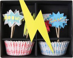 Meri Meri Meri Meri – Super Hero Cupcake Kit