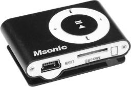 Odtwarzacz MP3 Vakoss MSONIC Czarny (MM3610K)