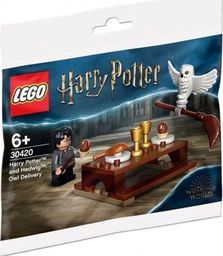LEGO Harry Potter Harry i Hedwiga przesyłka (30420)