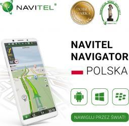 Mapa Navitel Navigator Polska na smartfony i tablety