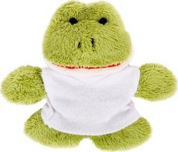 Upominkarnia Hoppy, pluszowa żaba, magnes UPOMINKARNIA Zielony uniwersalny