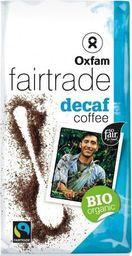 Oxfam Fair Trade Kawa Mielona Bezkofeinowa Arabica Peru Fair Trade Bio 250 g - Oxfam