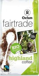 Oxfam Fair Trade Kawa Mielona Arabica Wysokogórska Fair Trade Bio 250 g - Oxfam