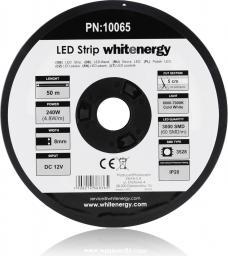 Taśma LED Whitenergy SMD3528 50m 30szt./m 4.8W/m 12V  (10065)