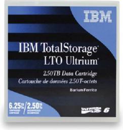 Taśma IBM LTO6 Medium 6250GB (00V7590)