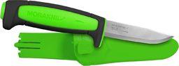 Morakniv Nóż Morakniv BASIC 511 - Carbon Steel - Zielony/Czarny (ID 12147) (NZ-511-CS-8201A)