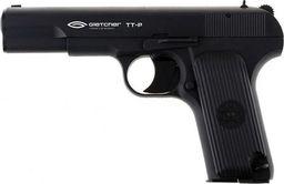 Gletcher USA Wiatrówka pistolet Gletcher USA TT-P 4,46BB (GLTTP) Polimer Gleczer