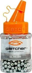 Gletcher USA Śrut 4,46 mm BB's Gletcher Steel kulki stalowe 500szt