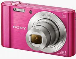 Aparat cyfrowy Sony Cyber-Shot DSC W810P (DSCW810P.CE3)