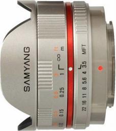 Obiektyw Samyang 7.5mm f/3.5 UMC Fisheye Micro 4/3 (F1230109102)