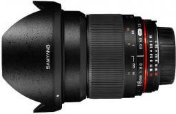 Obiektyw Samyang 16mm f/2.0 ED AS UMC CS Nikon F (F1120703101)