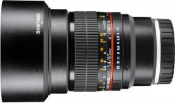 Obiektyw Samyang 85mm F1.4 Sony E Czarny (F1111206101)