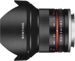 Obiektyw Samyang 12mm f/2.0 NCS CS Fuji X (F1220510101)