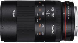 Obiektyw Samyang 100mm f/2.8 ED UMC Sony E (F1112306101)