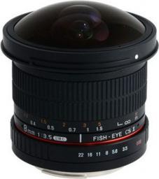 Obiektyw Samyang 8mm f/3.5 H.D Pentax (F1121904101)