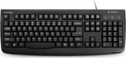 Klawiatura Kensington Pro Fit Bezprzewodowa Czarna UK (K64407UK)