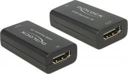 System przekazu sygnału AV Delock Repeater HDMI, 4K (11403)