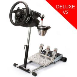 Wheel Stand Pro Stojak dla kierownicy Thrustmaster T500RS - DELUXE V2 (WSP T500 DELUXE)