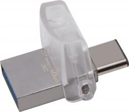 Pendrive Kingston Data Traveler MicroDuo 3C 32GB (DTDUO3C/32GB)