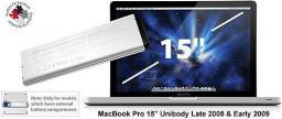 "Bateria OWC Bateria do MacBook Pro 15"" (NWTBAP15MBU54RS)"