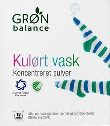 Gron Balance GRON BALANCE_Proszek do prania tkanin kolorowych 785g