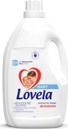 Lovela Hipoalergiczne mleczko do prania ubranek niemowlęcych i dziecięcych do kolorów 2,9l