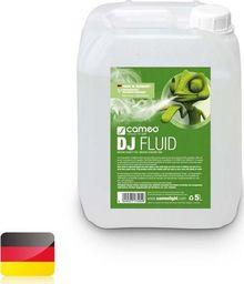 Cameo Cameo DJ FLUID | Płyn do wytwarzania średnio gęstej mgły o średniej trwałości, 5l