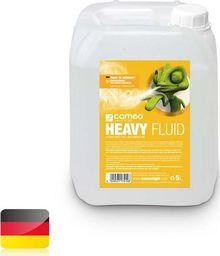 Cameo Cameo HEAVY FLUID | Płyn do wytwarzania mgły o dużej gęstości i bardzo długiej trwałości, 5l