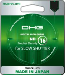 Filtr Marumi DHG ND16 72mm (MND(16)72 DHG)