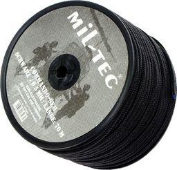 Mil-Tec Mil-Tec Lina Uniwersalna Commando 5mm Czarna [na metry] uniwersalny