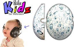 Edz Kidz Wymienne nakładki na słuchawki ochronne, Edz Kidz uniwersalny