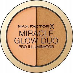 MAX FACTOR miracle glow duo rozświetlacz 30 deep