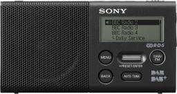 Radio Sony XDR-P1DBP, DAB czarne (XDRP1DBPB.CE7)
