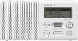 Radio Sony XDR-P1DBP, białe (XDRP1DBPW.CE7)
