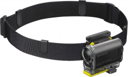 Sony BLT-UHM1 Uniwersalny Uchwyt Do Montażu Kamery Action Cam Na Głowie (BLTUHM1.SYH)