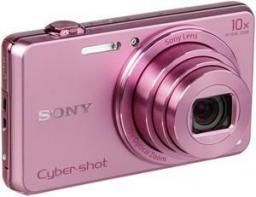 Aparat cyfrowy Sony DSC-WX220P Różowy (DSCWX220P.CE3)