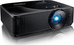 Projektor Optoma HD146X Lampowy 1920 x 1080px 3600 lm DLP